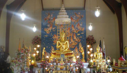 Services of Wat Thai